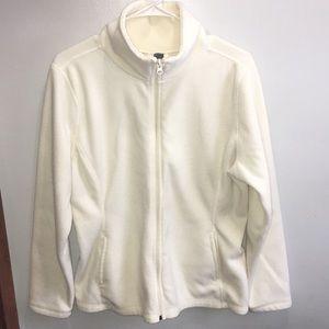 Old Navy Fleece Zip-Up Jacket